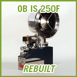 Brooks CTI On-Board IS 250F Cryopump - REBUILT