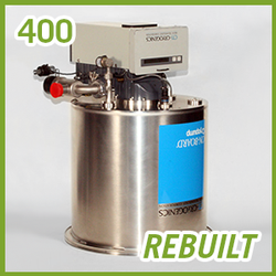 Brooks CTI-Cryogenics On-Board 400 Vacuum Cryopump - REBUILT