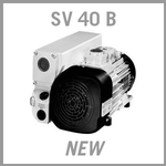 Leybold SOGEVAC SV 40 B Vacuum Pump - NEW