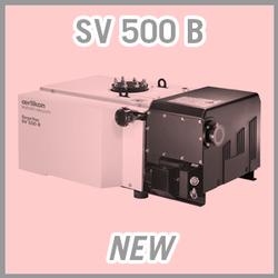 Leybold SOGEVAC SV 500 B Vacuum Pump - NEW