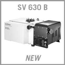Leybold SOGEVAC SV 630 B Vacuum Pump - NEW