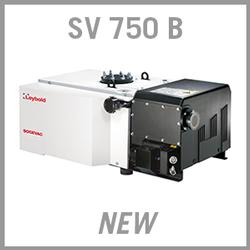Leybold SOGEVAC SV 750 B Vacuum Pump - NEW