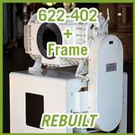 Edwards Stokes 622-402 Vacuum Blower + Frame - REBUILT