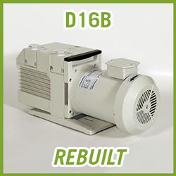 Leybold TRIVAC D16B Vacuum Pump - REBUILT