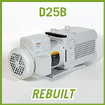 Leybold TRIVAC D25B Vacuum Pump - REBUILT