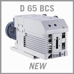 Leybold TRIVAC D 65 BCS Vacuum Pump - NEW