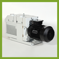 Leybold TRIVAC D40BCS Vacuum Pump - REBUILT