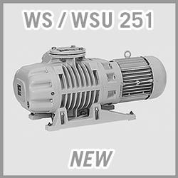 Leybold RUVAC WS / WSU 251 Vacuum Blower - NEW
