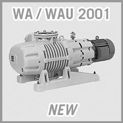 Leybold RUVAC WA / WAU 2001 Vacuum Blower - NEW