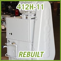 Edwards Stokes 412H-11 Microvac Piston Vacuum Pump - REBUILT