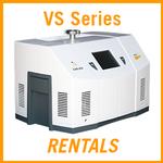 Agilent Varian VS Series Helium Leak Detectors - RENTALS