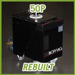 Leybold DRYVAC 50P Dry Vacuum Pump - REBUILT