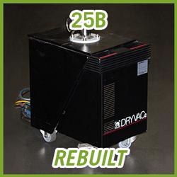 Leybold DRYVAC 25B Dry Vacuum Pump - REBUILT