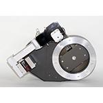 Nor-Cal V-TEX NC-95-PP ISO-200 Vacuum Pendulum Control Valve