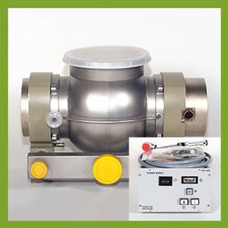 Pfeiffer Balzers TPH 510 Turbo Vacuum Pump w/ TCP 310 Package