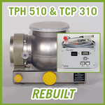 Pfeiffer Balzers TPH 510 Turbo Vacuum Pump w/ TCP 310 Package