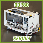 Edwards QDP80 Dry Vacuum Pump - REBUILT