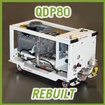 Edwards QDP80 Dry Vacuum Pump - REBUILT