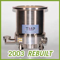 Shimadzu TMP-2003 Turbo Vacuum Pump (w/ Controller) - REBUILT