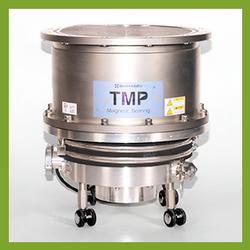 Shimadzu TMP-3403LMTC Turbo Vacuum Pump (w/ Controller) - REBUILT