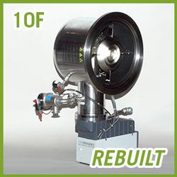Brooks CTI-Cryogenics On-Board 10F Vacuum Cryopump - REBUILT