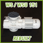 Leybold RUVAC WS / WSU 151 Vacuum Blower - REBUILT