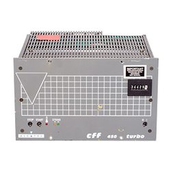 Alcatel CFF 450 Turbo Vacuum Pump Controller