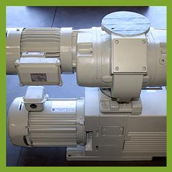 Leybold RUTA W 251 / D40B Vacuum Pump System - REBUILT