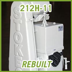 Edwards Stokes 212H-11 Microvac Piston Vacuum Pump - REBUILT