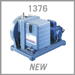 Welch DuoSeal 1376 Vacuum Pump - NEW