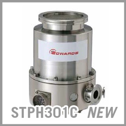 Edwards STPH301C Turbo Vacuum Pump - NEW