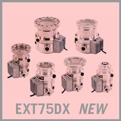 Edwards EXT75DX Compound Turbo Vacuum Pump - NEW
