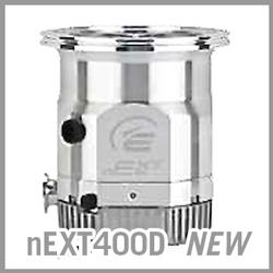 Edwards nEXT400D Turbo Vacuum Pump - NEW