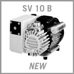 Leybold SOGEVAC SV 10 B Vacuum Pump - NEW