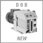 Leybold TRIVAC D 8 B Vacuum Pump - NEW