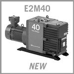 Edwards E2M40 Two Stage Vacuum Pump - NEW