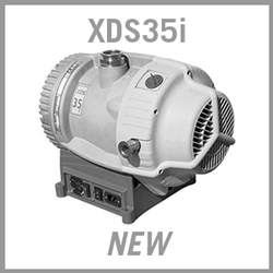 Edwards XDS35i Dry Scroll Vacuum Pump - NEW