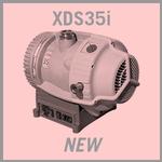 Edwards XDS35i Dry Scroll Vacuum Pump - NEW