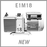 Edwards E1M18 Single Stage Vacuum Pump - NEW