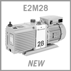 Edwards E2M28 Two Stage Vacuum Pump - NEW