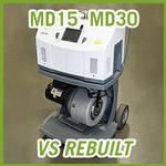 Agilent VS MD15-MD30 Helium Leak Detector - REBUILT