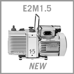 Edwards E2M1.5 Two Stage Vacuum Pump - NEW
