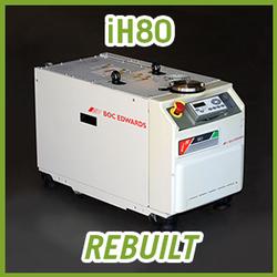 Edwards iH80 Dry Vacuum Pump - REBUILT