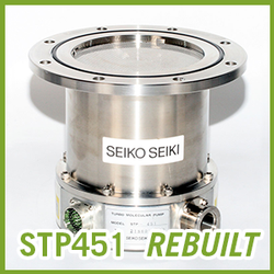 Edwards Seiko Seiki STP-451 Turbo Vacuum Pump - REBUILT