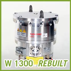 Leybold Vacuum TURBOVAC MAG W 1300 C Turbo Pump - REBUILT