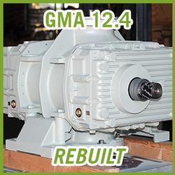 AERZEN GMA 12.4 HV Vacuum Blower - REBUILT