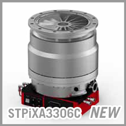 Edwards STP-iXA3306C Turbo Vacuum Pump - NEW