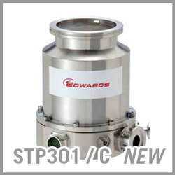 Edwards STP301 / C Turbo Vacuum Pump - NEW