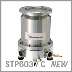 Edwards STP603 / C Turbo Vacuum Pump - NEW
