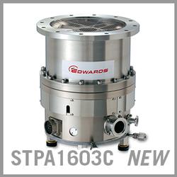 Edwards STPA1603C Turbo Vacuum Pump - NEW